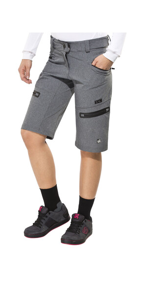 IXS Sever 6.1 BC Shorts Women graphite